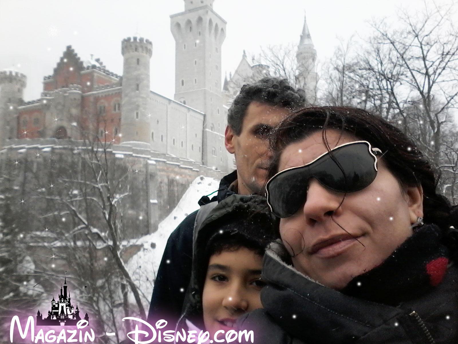 Castelul Disney Neuschwanstein