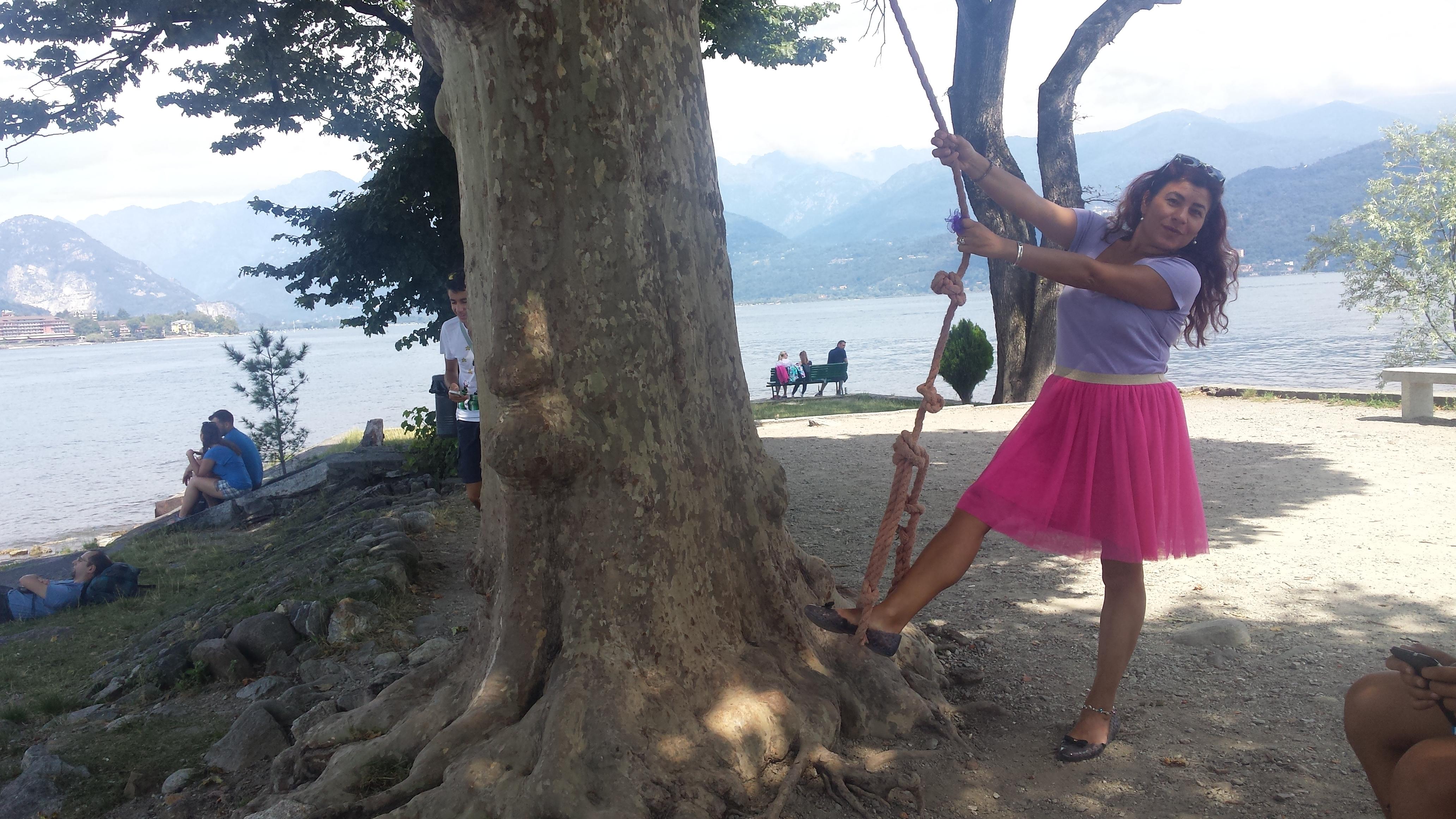 Un loc de poveste, Lacul Maggiore, Insula Pescarilor, Italia 2016
